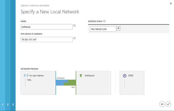 Your Cloud Buddy: How to setup a VPN to Azure with the CISCO
