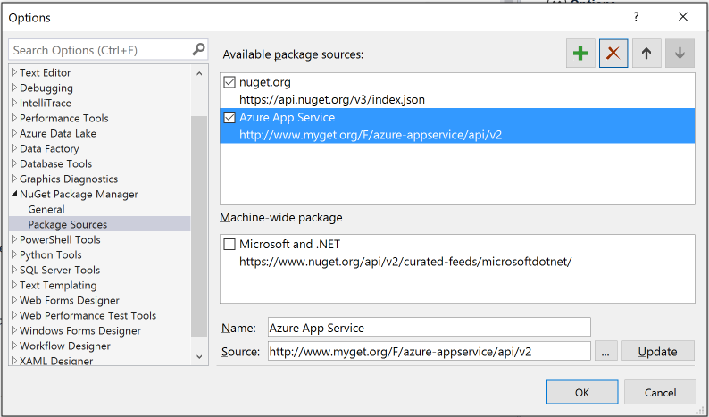 Your Cloud Buddy: How to NuGet Nightly Azure Web Job SDK bits
